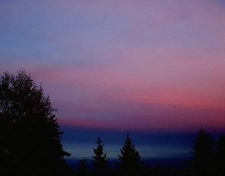 Kevin D Davis - Beautiful Evening No 2