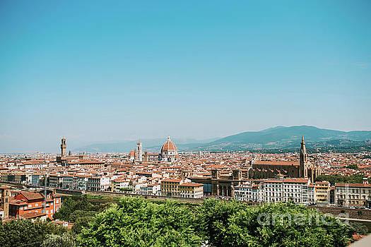 Beautiful Florence by Viktor Pravdica