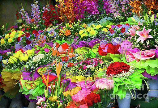 Chuck Kuhn - Beautiful Flowers Hanoi