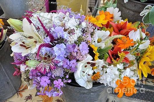 Beautiful flowers by R Mahlouji