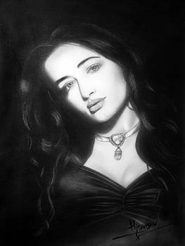 Beautiful girl by Himanshu Jain