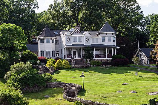 Beautiful Home on Lake Hopatcong by Maureen E Ritter