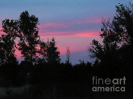 Beautiful Morning Sky by Ruth Housley