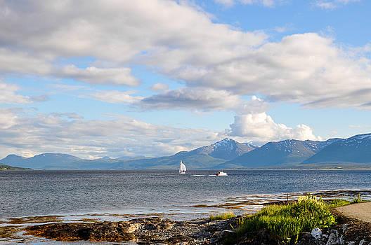 beautiful Norway view by Tamara Sushko