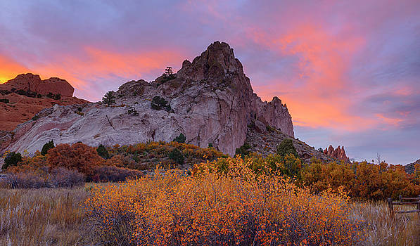 Beautiful October by Tim Reaves