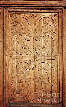 Sophie McAulay - Beautiful old door
