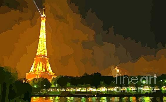 John Malone - Beautiful Paris