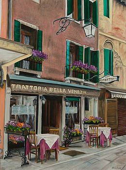 Charlotte Blanchard - Beautiful Restaurant In Venice