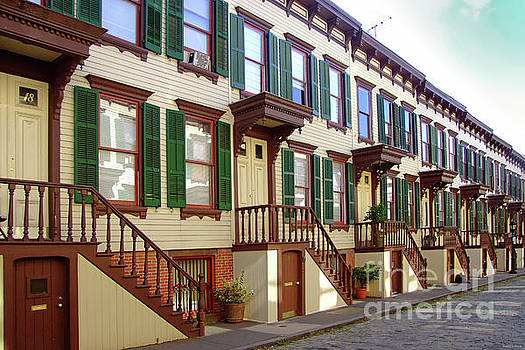 Beautiful Row Houses by Deepthi Nishanth