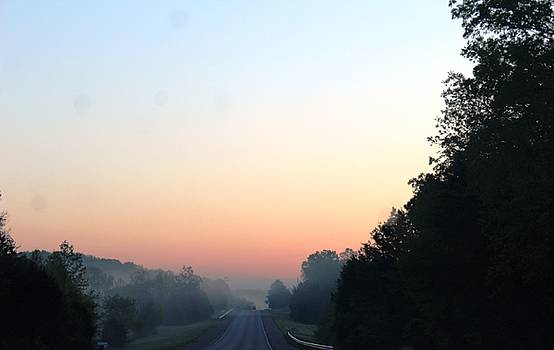 Beautiful Sunrise in Sweetwater Tn by Regina McLeroy