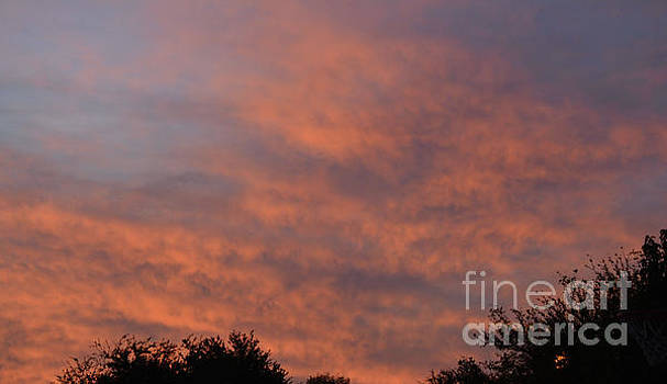 Beautiful Sunrise by Ruth Housley