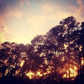Beautiful Sunset.. <3 Follow Me <3 by Shyann Lyssyj