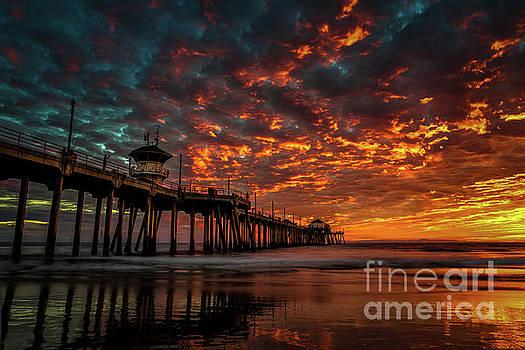 Beautiful Sunset by Peter Dang