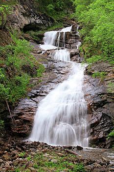 Beautiful Waterfall in Norway by Daniela Safarikova