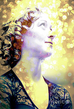 Beautiful Woman by Mats Silvan