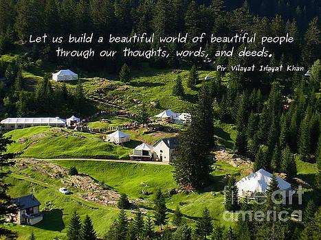 Beautiful World of Beautiful People  by Agnieszka Ledwon