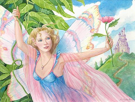 Beauty Admires Beauty by Ann Gates Fiser