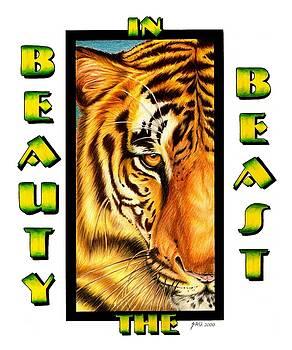 Beauty in the Beast by Sheryl Unwin