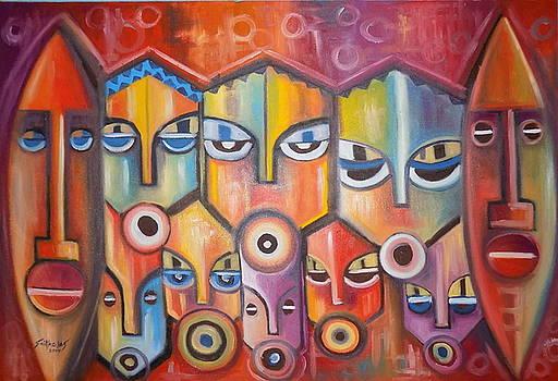 Beauty Is Everywhere 2 by Olaoluwa Smith