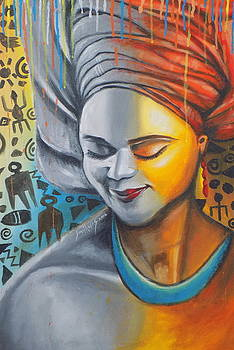 Beauty of African Woman by Olaoluwa Smith