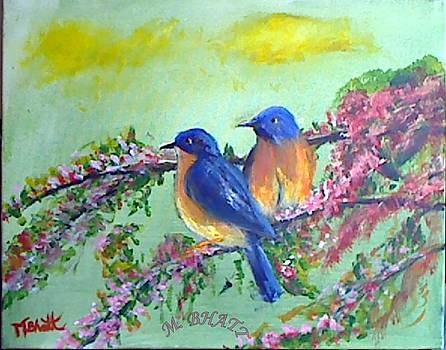 Beauty of Birds by M Bhatt