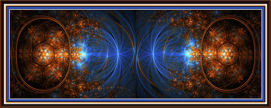 Beauty of Fractals 2. by Lorant Zsolt