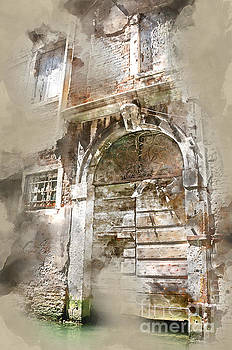 Beauty of Venice by Barbara Dudzinska