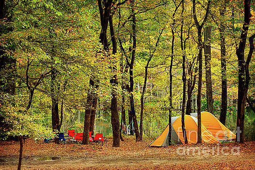 Beaver's Bend Camping by Tamyra Ayles