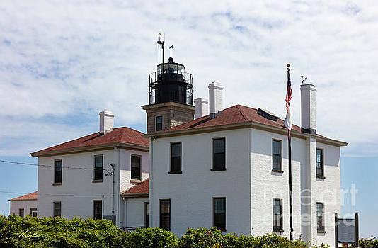 Michelle Constantine - Beavertail Light Rhode Island