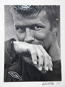 Beckham by Raymond Potts