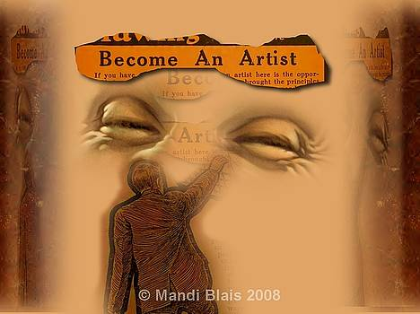 Become by Mandi Blais