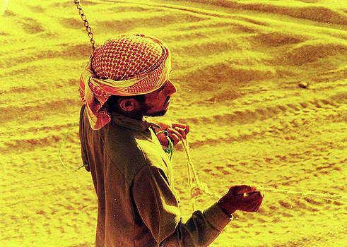 Elizabeth Hoskinson - Bedouin Guide