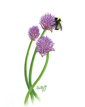 Bee Chive by Emily MacDonald