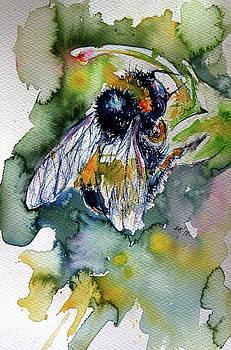 Bee in work by Kovacs Anna Brigitta