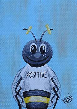 Bee Positive School Picture by Kerri Ertman
