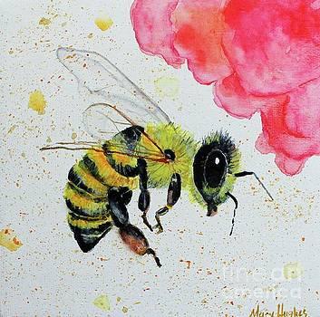 Bee Seen by Mary Hughes