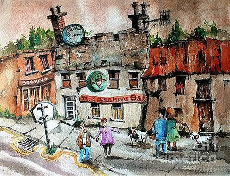 Val Byrne - F 747 Beehive Bar in Leap West Cork