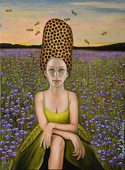 Leah Saulnier The Painting Maniac - Beehive
