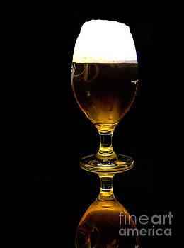 Beer by Bener Kavukcuoglu