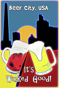 Beer City USA by John Haldane