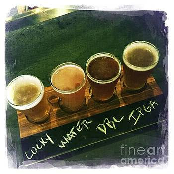 Beer Flight 2 by Nina Prommer