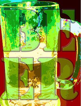 Beer Stein by Derick Van Ness