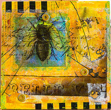 Bees in Need #1 by Carmen Williams