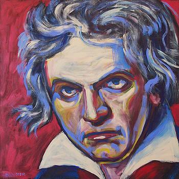 Beethoven by Buffalo Bonker