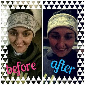 Before & After My First Bootcamp by Natalie Anne
