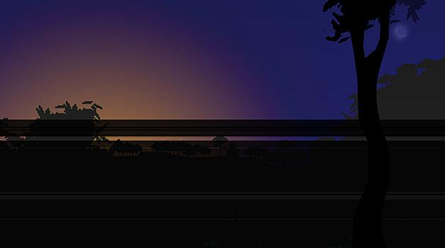 Before Dawn by Anil Nene