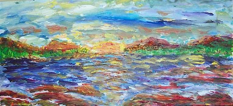 Before Rain by Mary Sedici