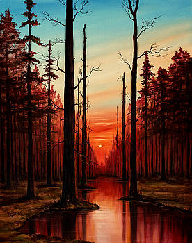 Before the Night by Svetoslav Stoyanov
