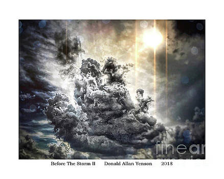 Before The Storm II by Donald Yenson