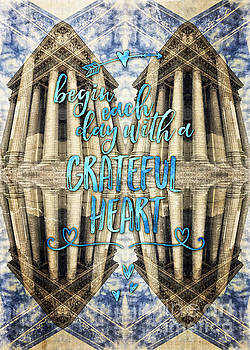 Beverly Claire Kaiya - Begin Each Day With A Grateful Heart Madeleine Paris